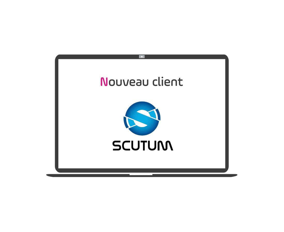 image nouveau client scutum