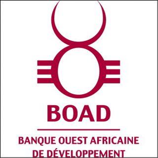 BOAD - Banque Ouest Africaine de Développement - logo - client - gestion de projet - pilotage de plans d'action