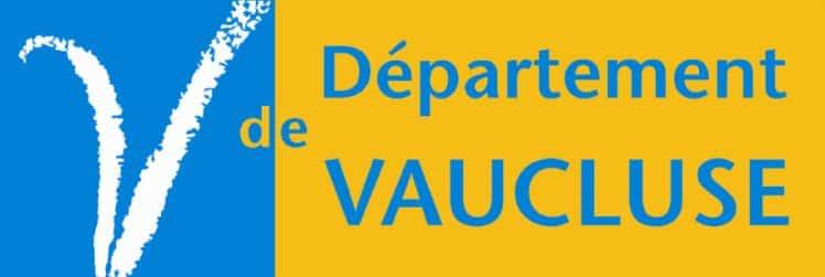 logo département de Vaucluse
