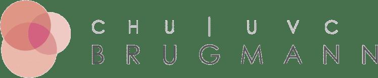 logo CHU brugmann couleur