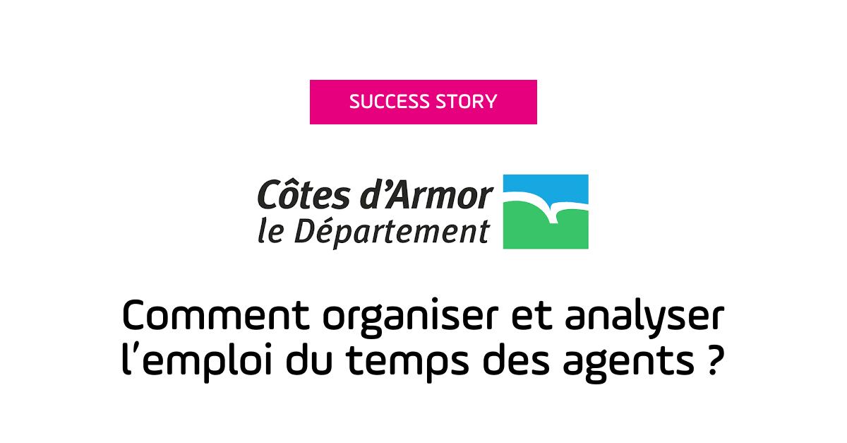 Conseil Départemental - Côtes d'Armor - logo - client - virage group - project monitor - gestion de projets