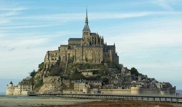 photo Mont Saint Michel 2016