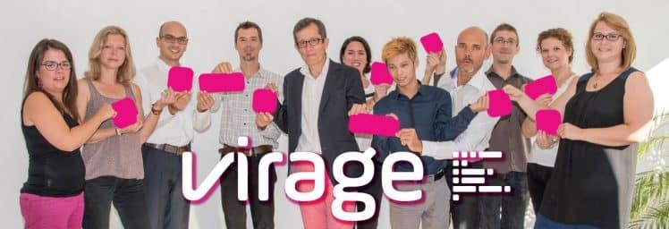 Equipe - éditeur logiciel - projet - Virage Group - collaborateurs