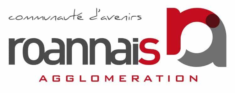 logo agglomeration roannais