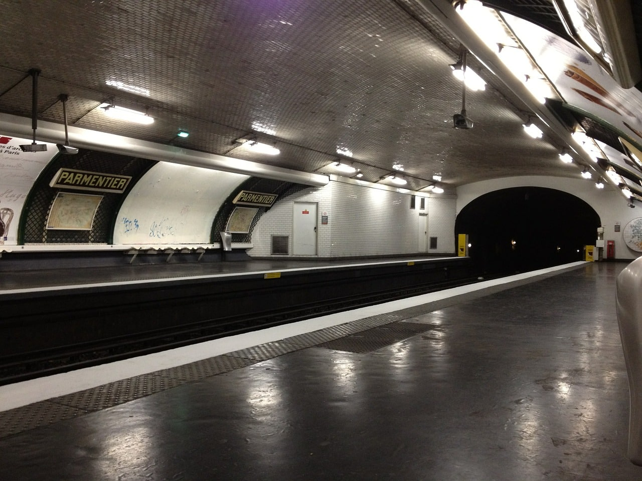 photo station metro parmentier