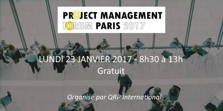 project management forum paris 2017