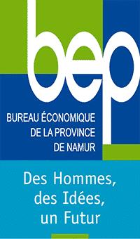 logo BEP Namur couleur