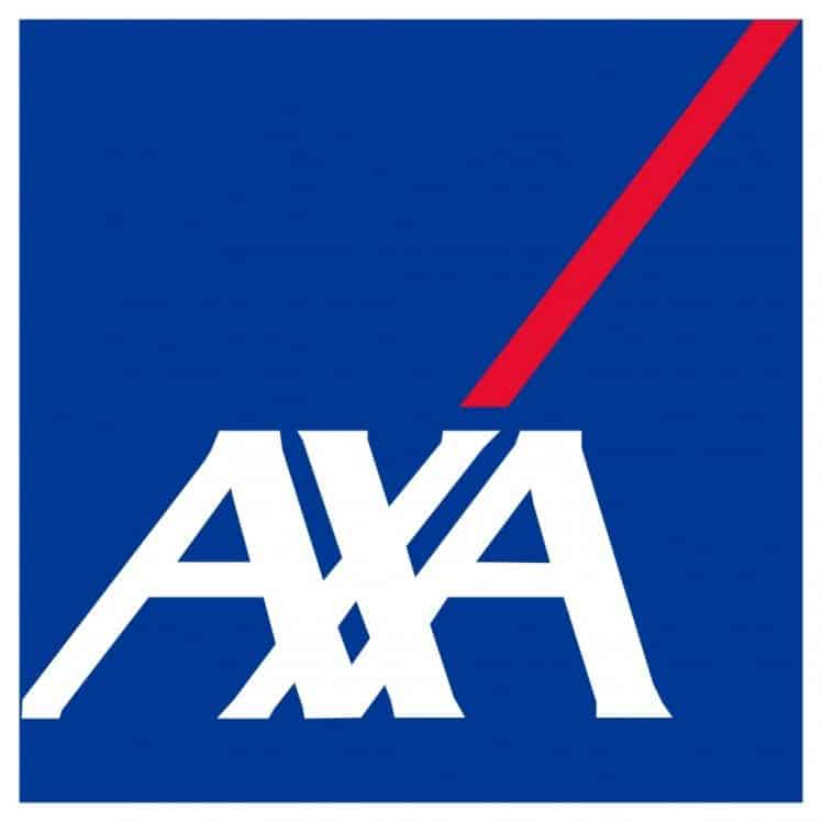 grand logo couleur AXA