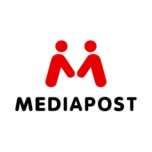 logo mediapost couleur