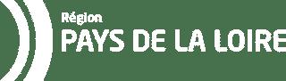 Logo Conseil Régional Pays de la Loire blanc