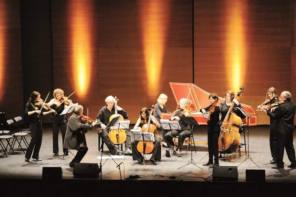 partenariat - virage group - stradivaria - ensemble baroque
