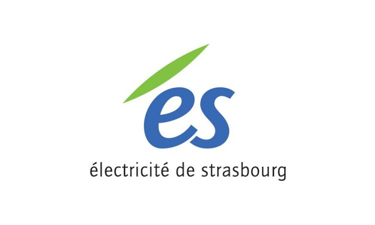 logo ES électricité Strasbourg couleur
