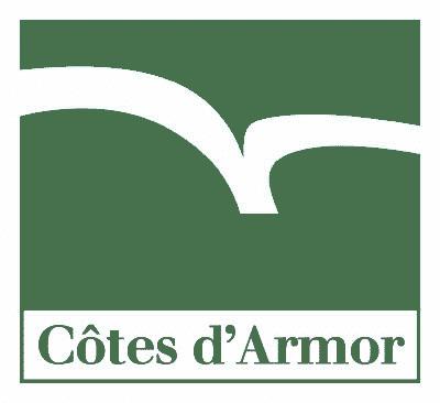 Côtes d'Armor - logo - client - mode défonce - blanc - outil - gestion de projet - Project Monitor
