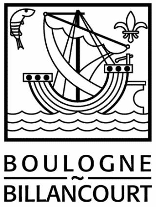 Ville - Boulogne Billancourt - Ile de France - logo - client - application - logiciel - Project Monitor
