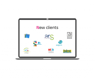 New clients - Logos - VIRAGE Group - Project Monitor - Perf Monitor