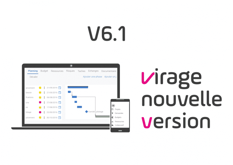 nouvelle version v6.1 project monitor