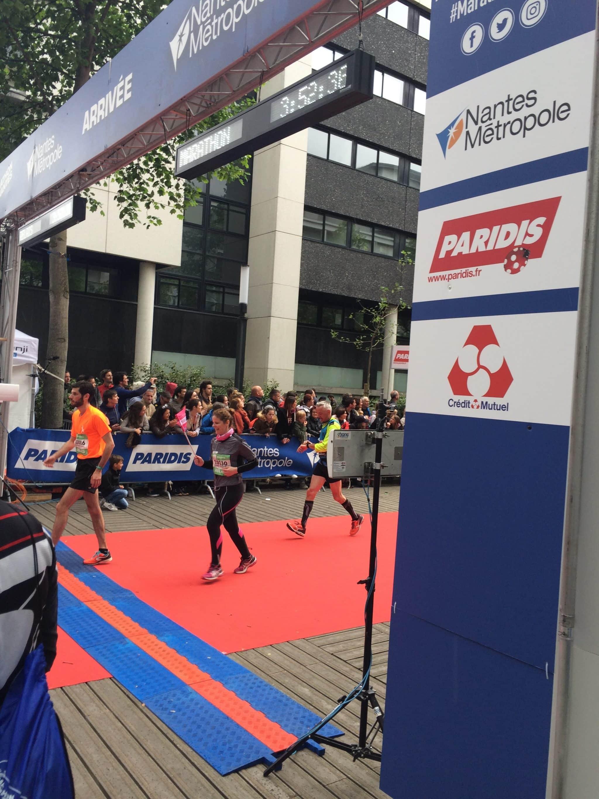 Marathon de Nantes- projet - équipe VIRAGE - Perf Monitor - Project Monitor