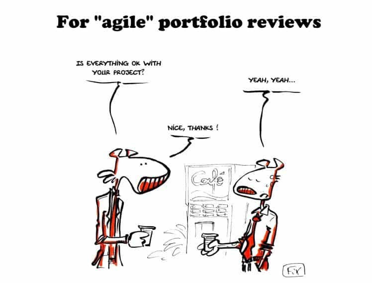 agile method - scrum - meeting - coffee
