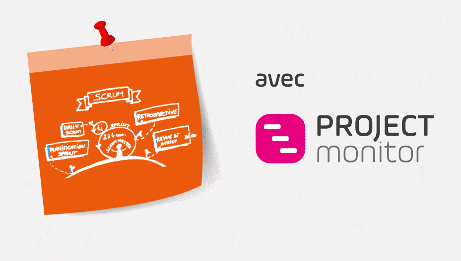méthode agile - SCRUM - Project Monitor - VIRAGE