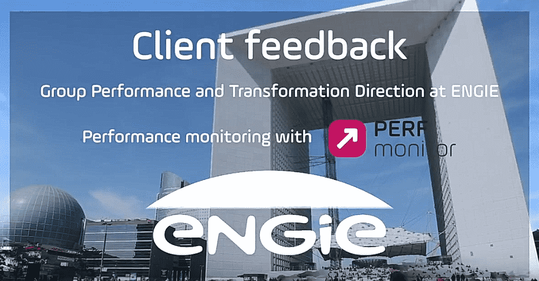 ENGIE virage group Perf Monitor
