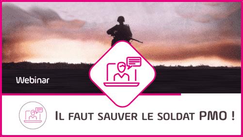 annonce webinar soldat pmo
