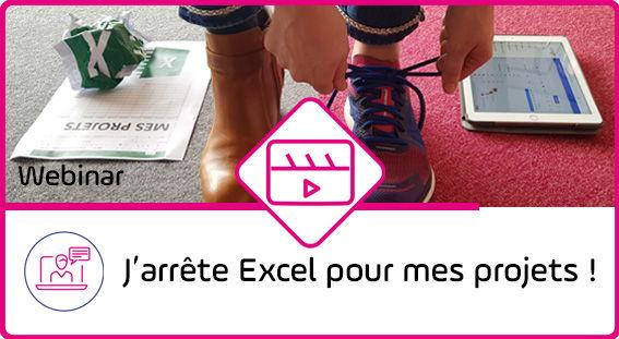 Webcast Fin Excel pour vos projet