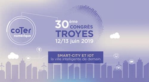 smart city iot coter numerique troyes