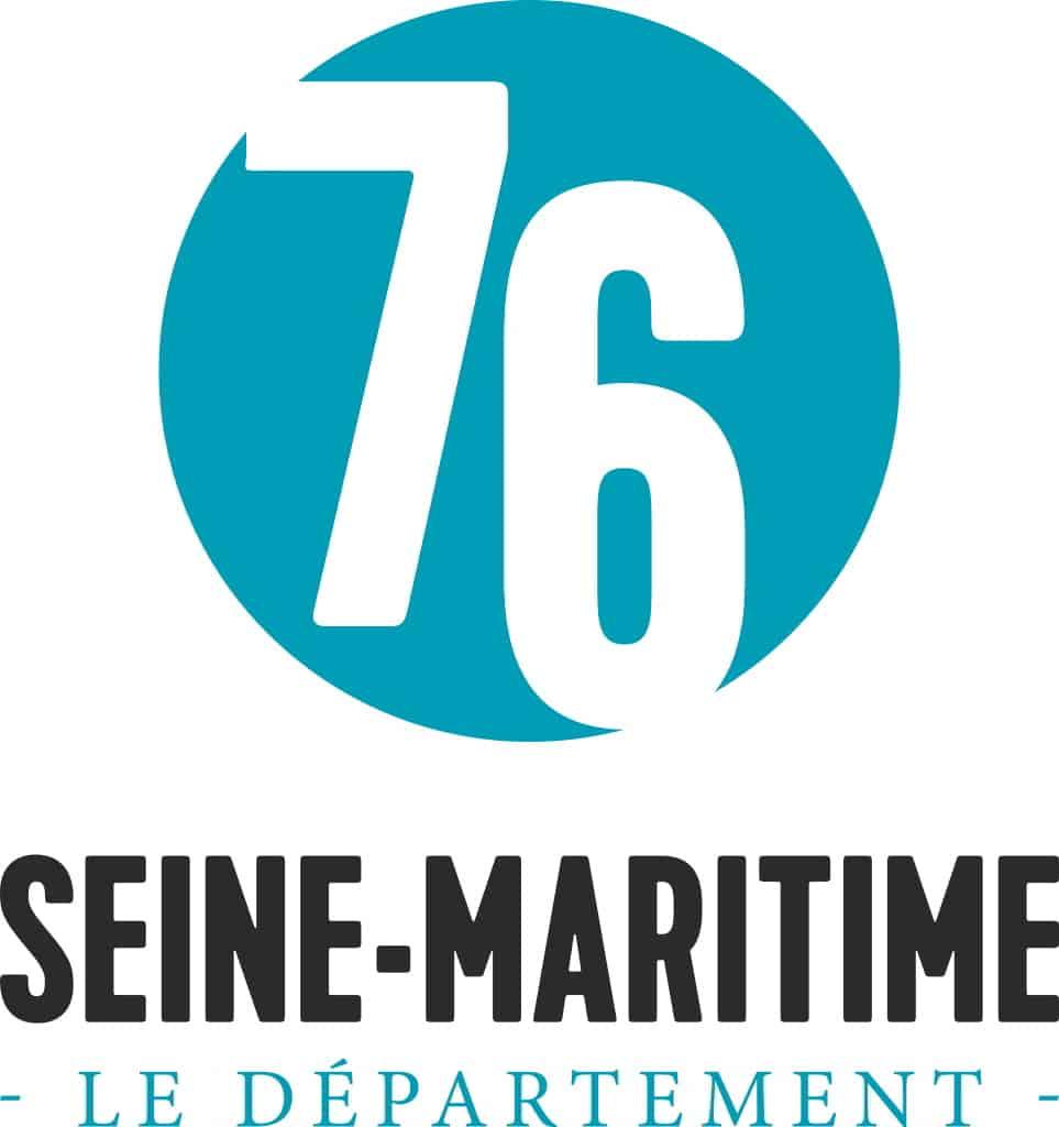logo département seine-maritime
