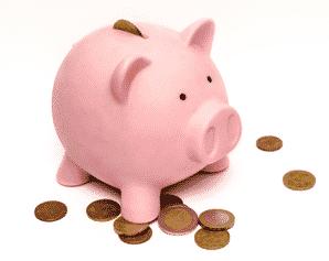 tirelire argent budget projet