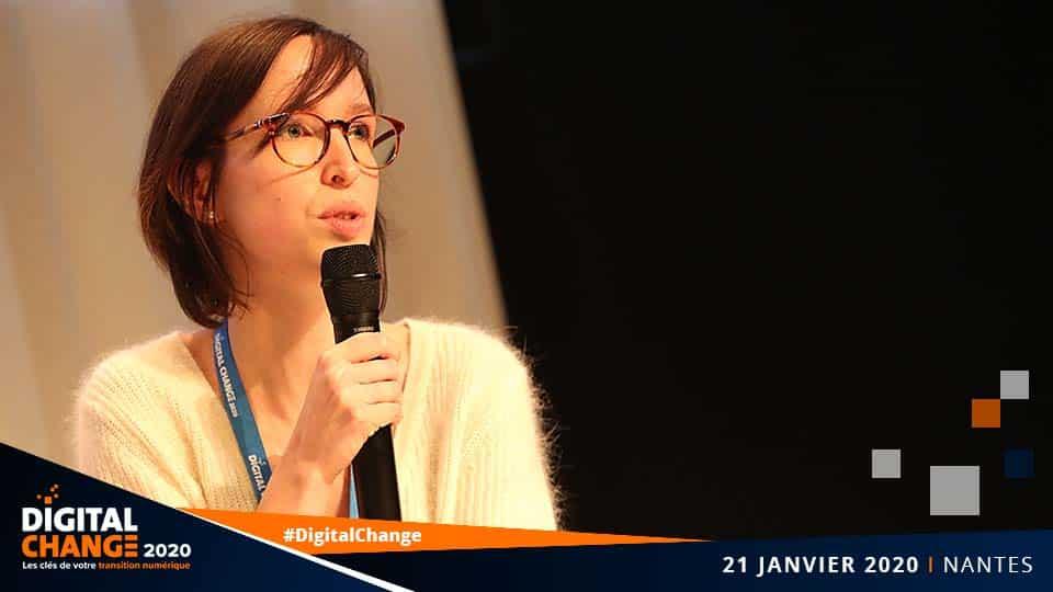 Conférence Digital Change Charlotte Lebris Celencia Conseil