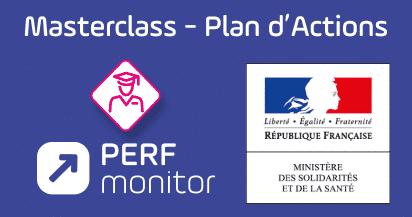 Masterclass sur les Plans d'Actions au sein du Ministère des Solidarités et de la Santé